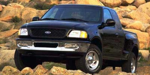 Pre-Owned 1999 Ford F-150