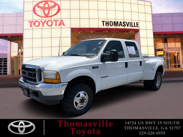 Pre-Owned 2001 Ford Super Duty F-350 DRW XLT