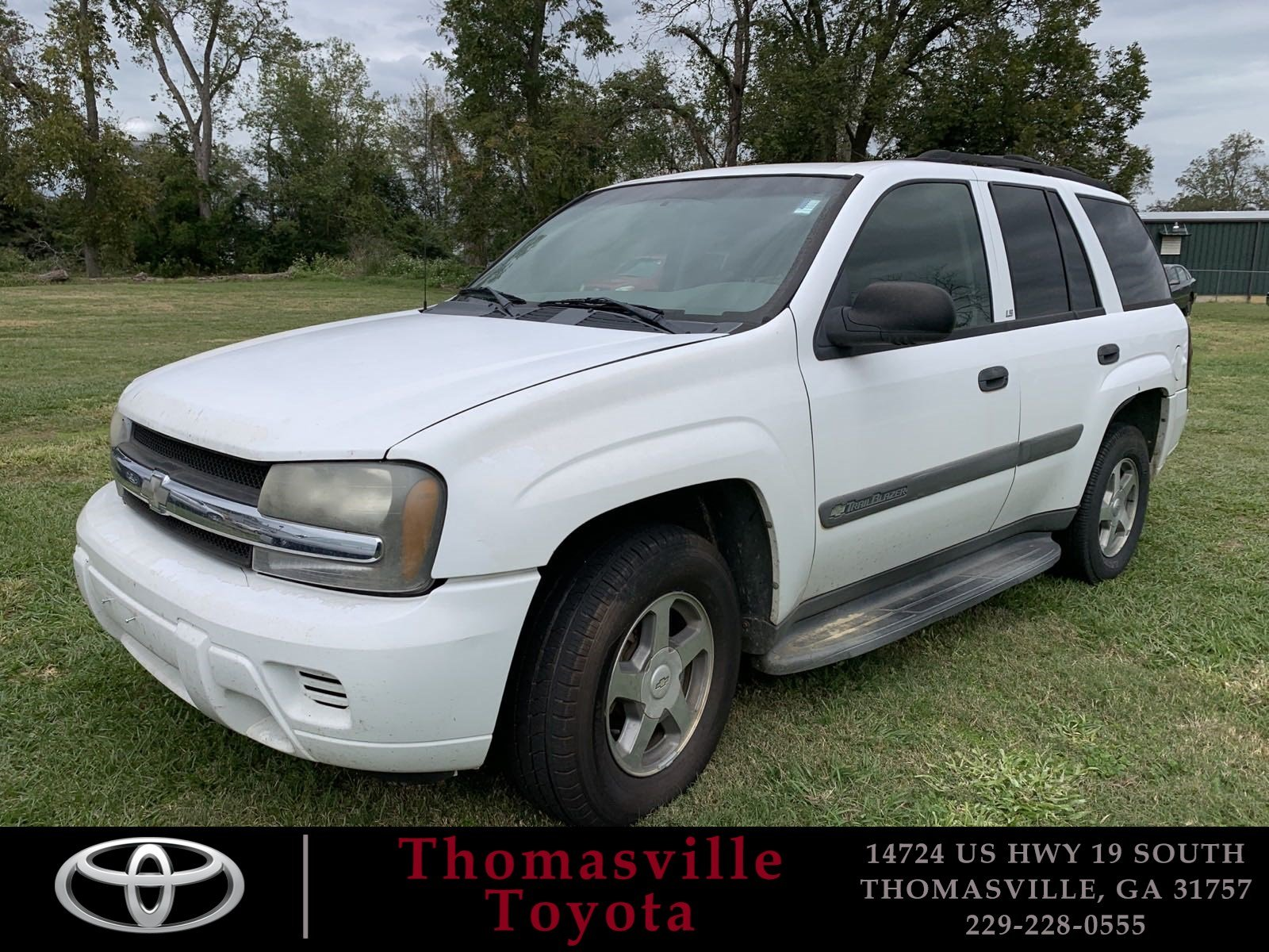 Pre-Owned 2004 Chevrolet TrailBlazer