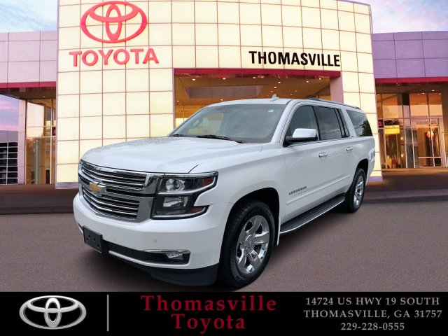 Pre-Owned 2016 Chevrolet Suburban
