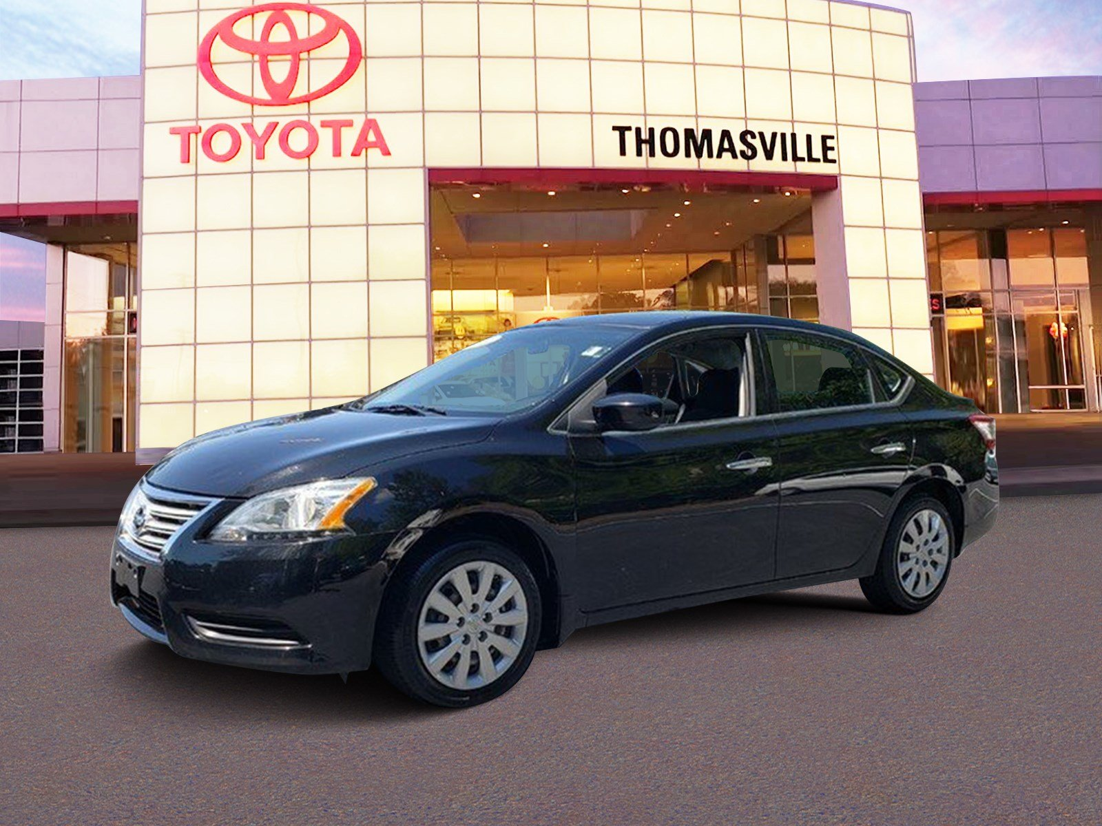 Pre Owned 2014 Nissan Sentra SV 4dr Car in Thomasville A