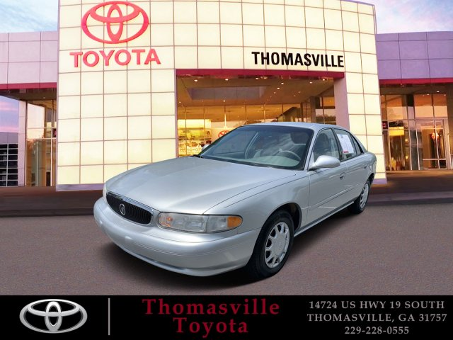 Pre-Owned 2005 Buick Century Base