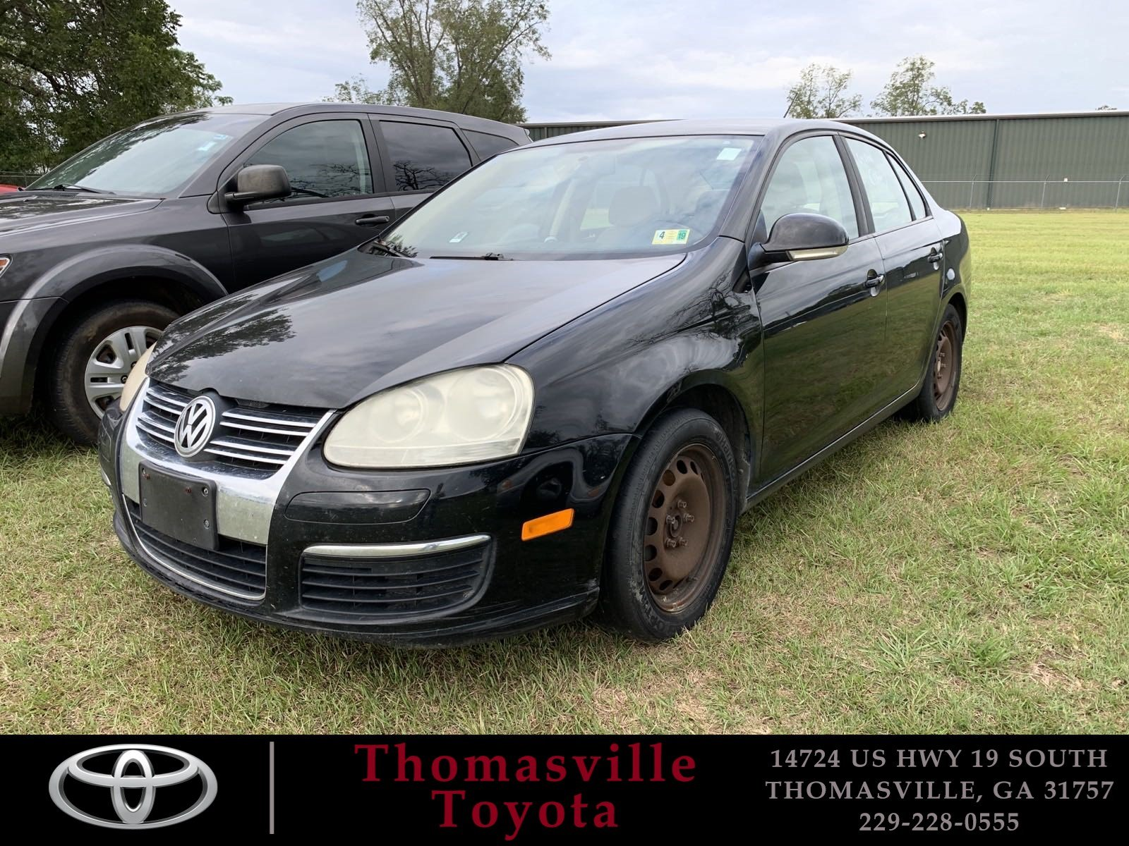 Pre-Owned 2008 Volkswagen Jetta Sedan