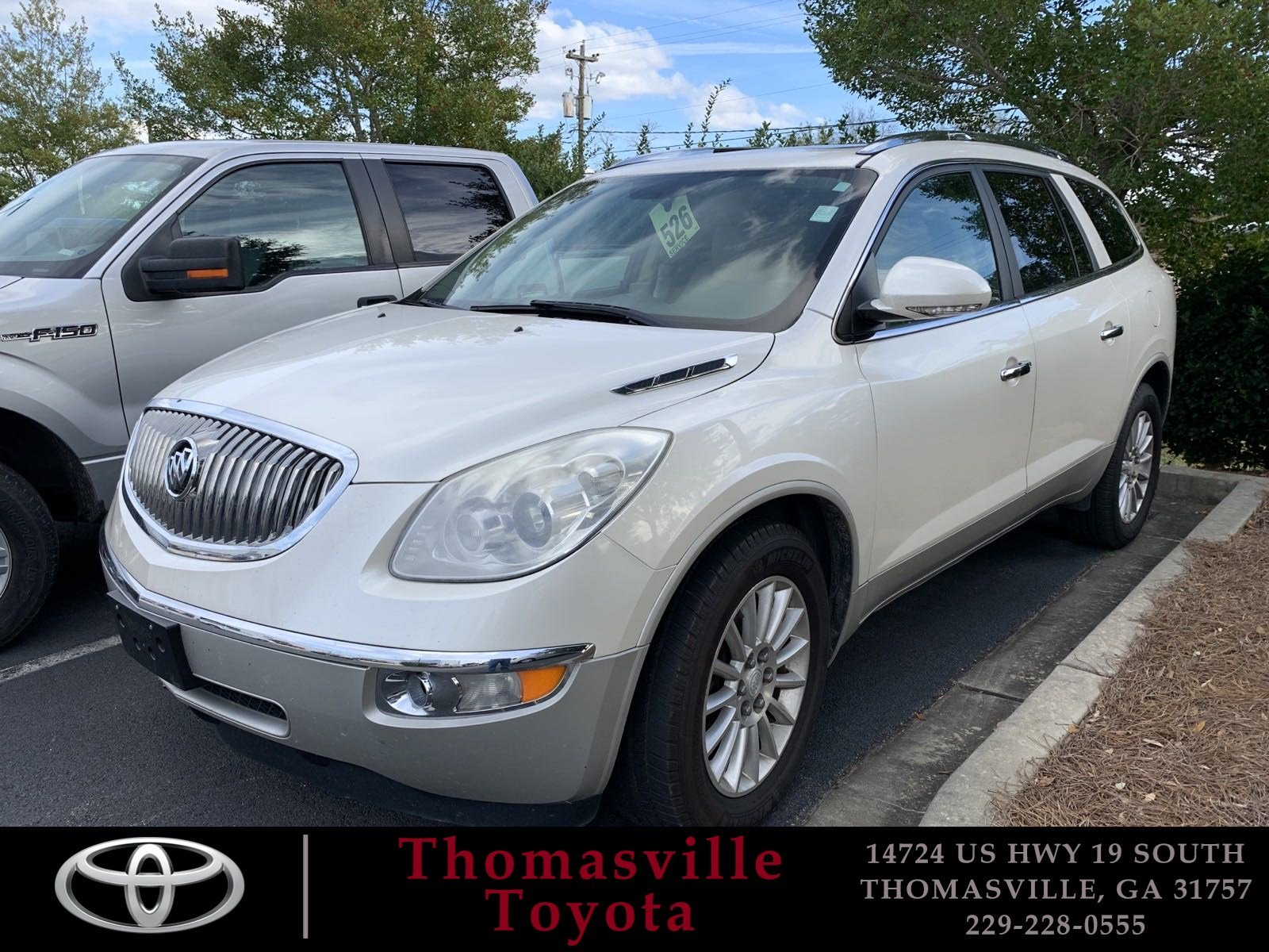 Pre-Owned 2012 Buick Enclave