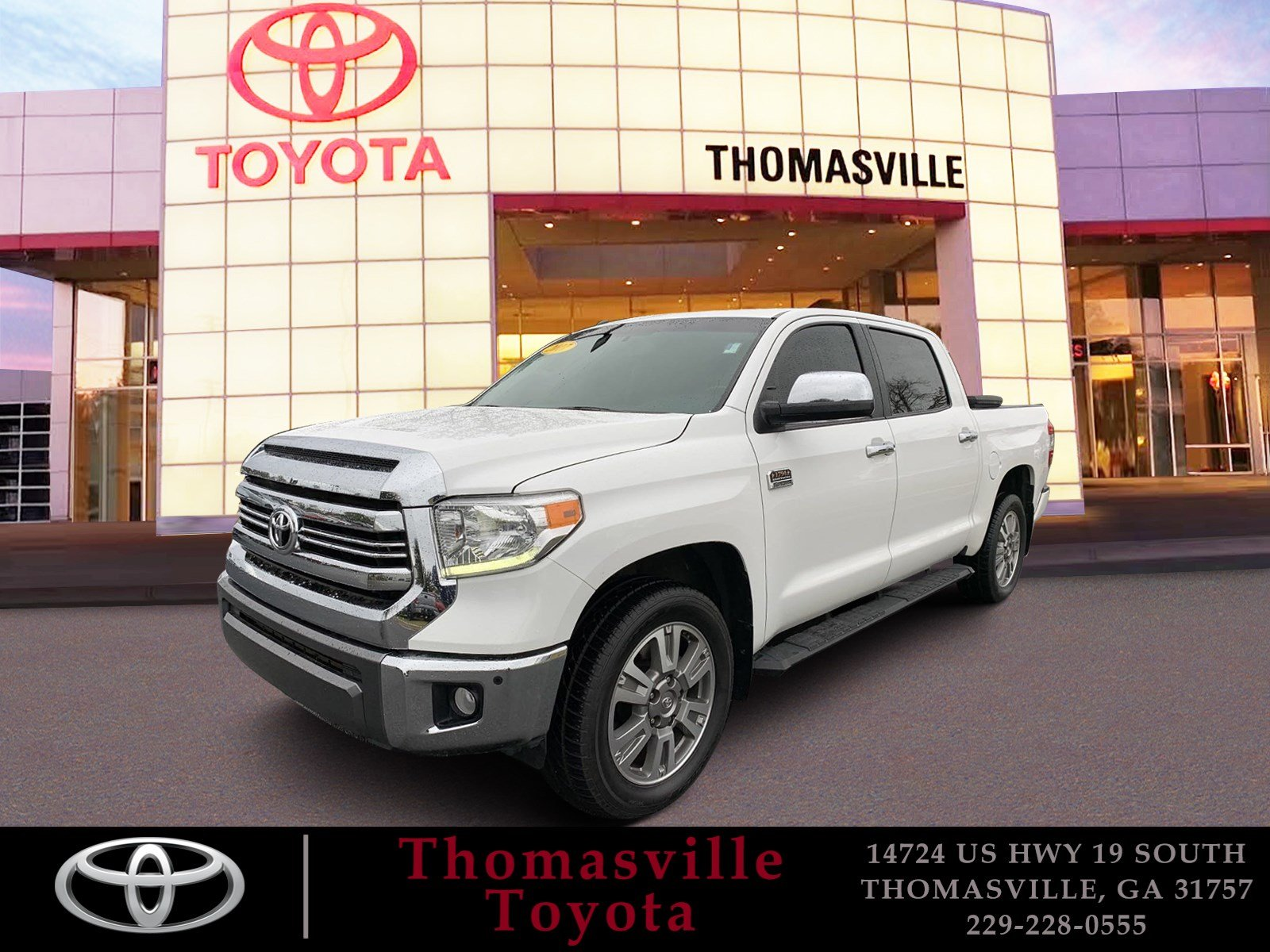 Pre-Owned 2017 Toyota Tundra 2WD 1794