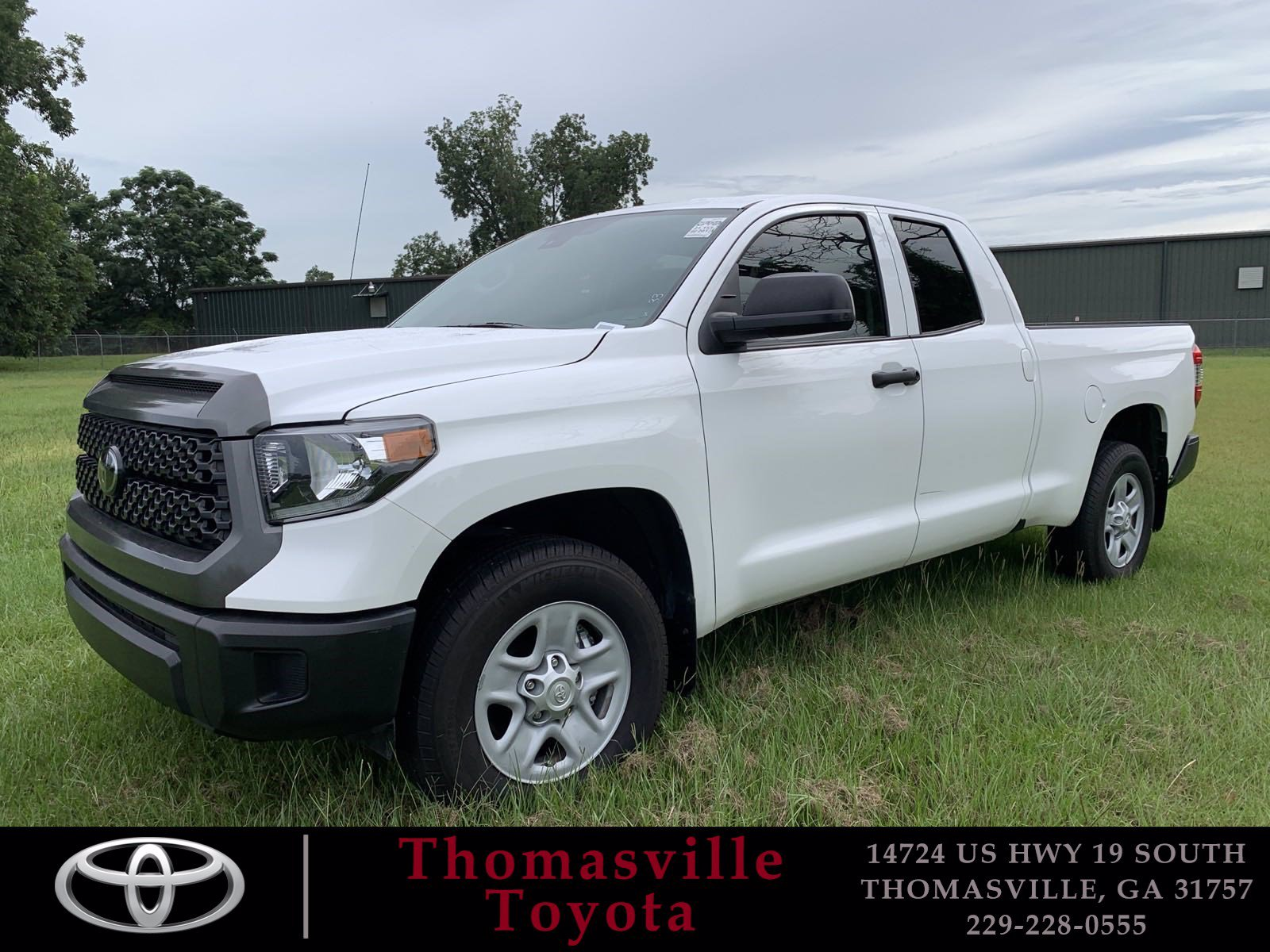 Pre-Owned 2019 Toyota Tundra 2WD