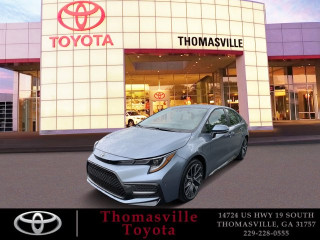 Pre-Owned 2020 Toyota Corolla