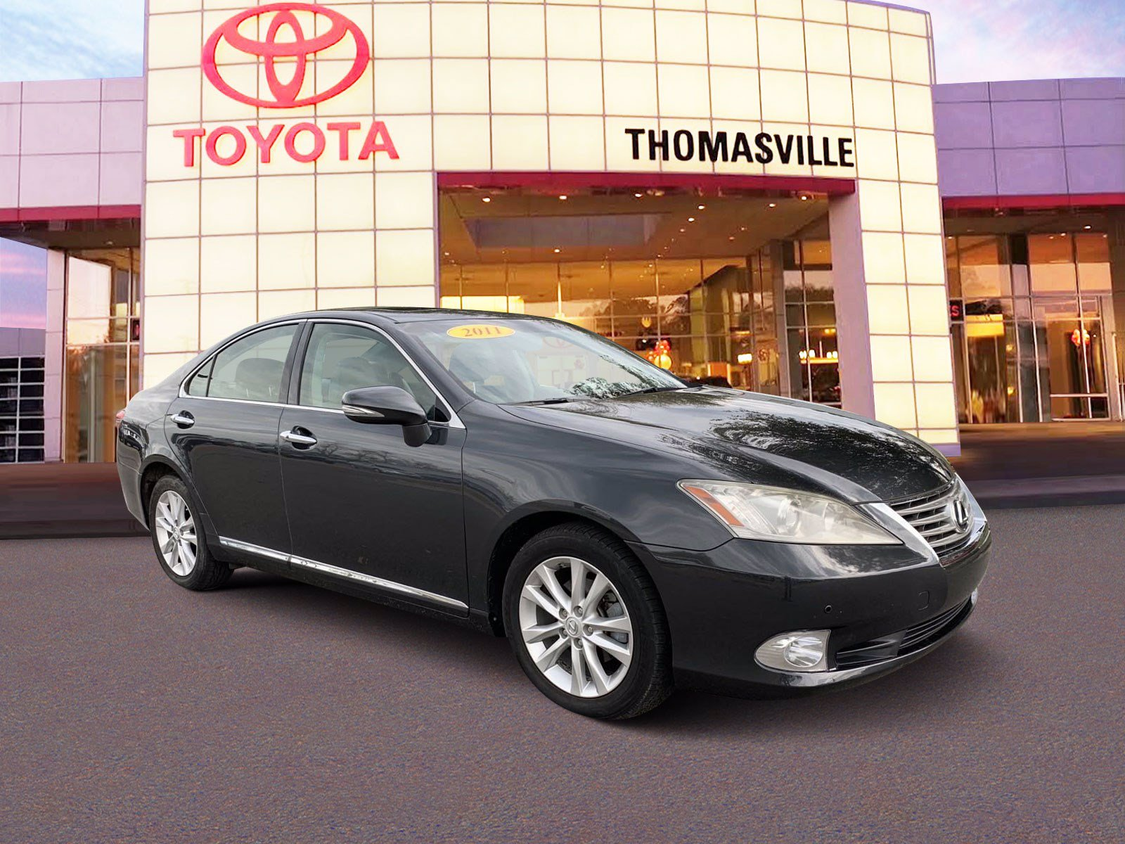 Pre-Owned 2011 Lexus ES 350 350 4dr Car In Thomasville