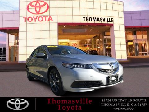Pre-Owned 2016 Acura TLX 3.5L V6 With Navigation
