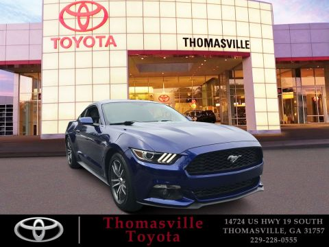 Pre-Owned 2015 Ford Mustang EcoBoost Premium RWD 2dr Car