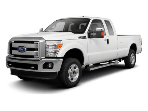 Pre-Owned 2012 Ford Super Duty F-250 SRW LARIAT
