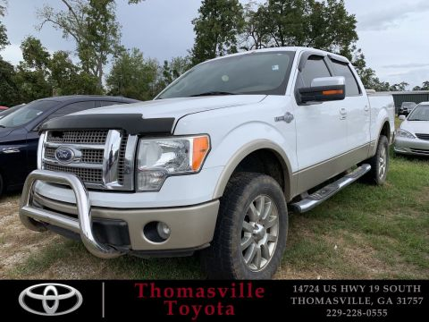 Pre-Owned 2010 Ford F-150 King Ranch 4WD