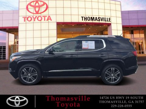 Pre-Owned 2017 GMC Acadia