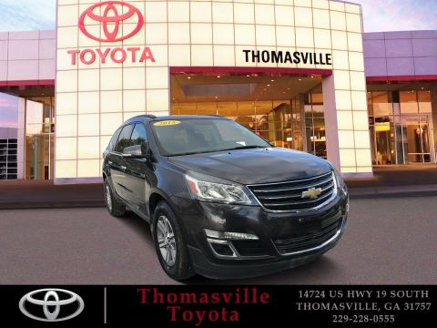 Pre-Owned 2015 Chevrolet Traverse 2LT FWD Sport Utility