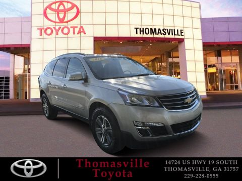 Pre-Owned 2016 Chevrolet Traverse 2LT FWD Sport Utility