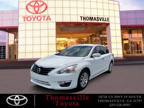 Pre-Owned 2015 Nissan Altima