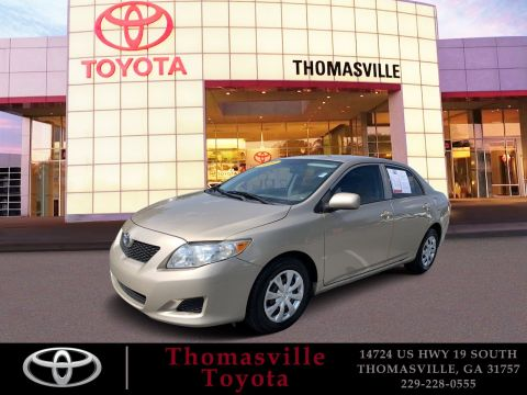 Pre-Owned 2010 Toyota Corolla LE