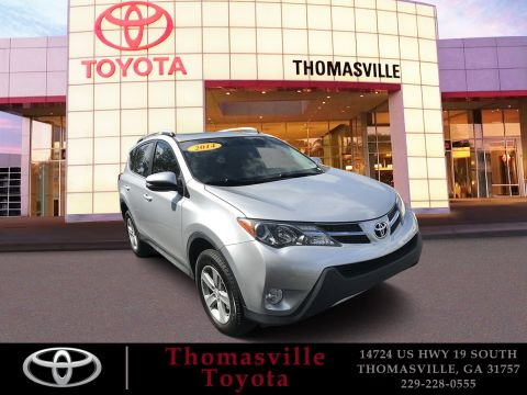 Pre-Owned 2014 Toyota RAV4 XLE FWD Sport Utility