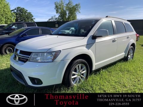 Pre-Owned 2014 Dodge Journey SXT FWD Sport Utility