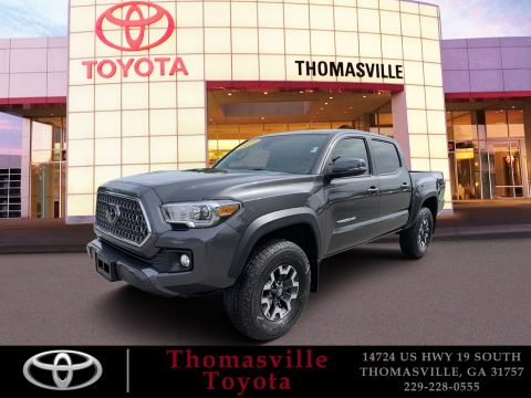 Pre-Owned 2019 Toyota Tacoma 4WD TRD Offroad 4WD