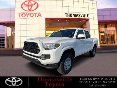 Pre-Owned 2018 Toyota Tacoma SR5 4WD