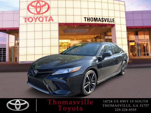 Pre-Owned 2018 Toyota Camry XSE V6 FWD 4dr Car