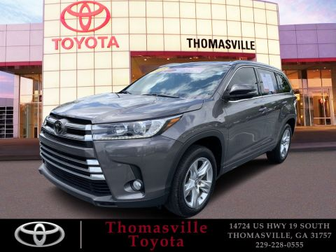 Pre-Owned 2018 Toyota Highlander Limited FWD Sport Utility