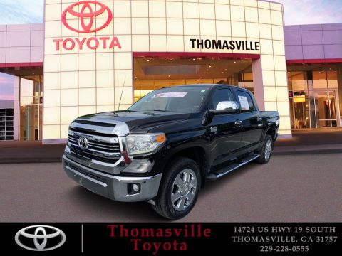 Pre-Owned 2016 Toyota Tundra With Navigation & 4WD