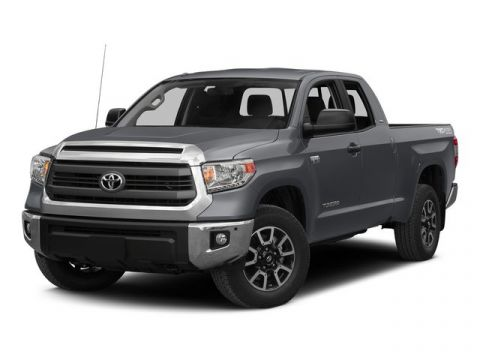 Pre-Owned 2015 Toyota Tundra 4WD Truck
