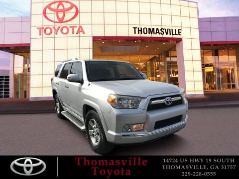 Pre-Owned 2011 Toyota 4Runner SR5 RWD Sport Utility
