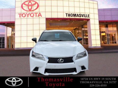 Pre-Owned 2015 Lexus GS 350 350 RWD 4dr Car