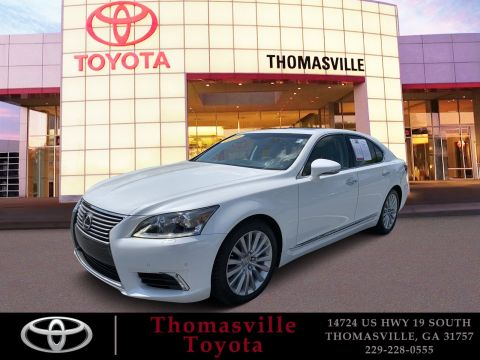 Pre-Owned 2014 Lexus LS 460 460 With Navigation