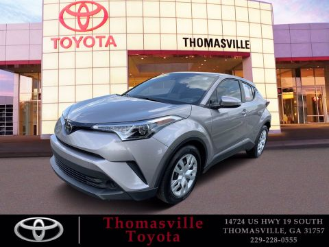Pre-Owned 2019 Toyota C-HR LE